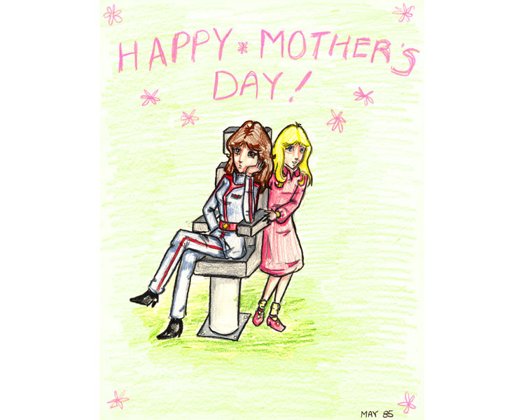 Page 6: Happy Mothers' Day