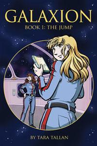 Galaxion Book 1: The Jump cover