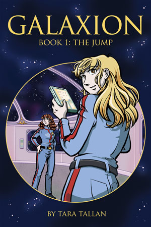 Galaxion Book 1: The Jump cover