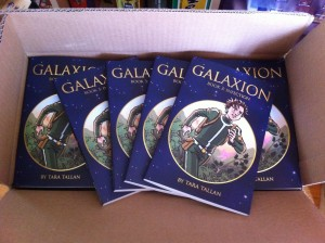 Yaaay! Galaxion Book 3 is here!